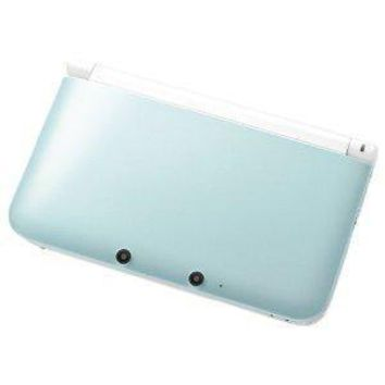 Japanese Nintendo 3DS LL XL Console System MINT X  WHITE Japan model New game