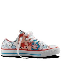 Converse - All Star Dr Seuss - Low - White/Multi