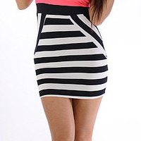 Over (Pink/Black/White)-Great Glam is the web's best online shop for trendy club styles, fashionable party dresses and dress wear, super hot clubbing clothing, stylish going out shirts, partying clothes, super cute and sexy club fashions, halter and tube
