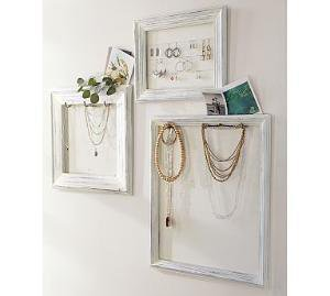 Jewelry Display Frames | Pottery Barn
