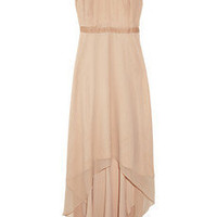 Elizabeth and James|Sandy silk-chiffon dress|NET-A-PORTER.COM