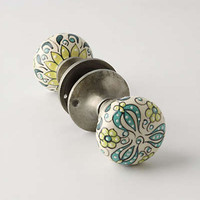 Anthropologie - Gardening Indoors Doorknob
