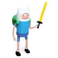 "Adventure Time 10"" Super Posable Action Figures"