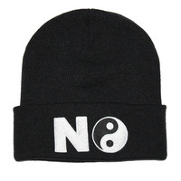 "KULT Clothing — ""NO"" Beanie"