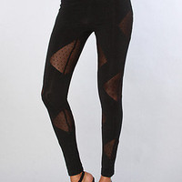 The Siouxie Legging in Black : BOTB by Hellz Bellz : Karmaloop.com - Global Concrete Culture