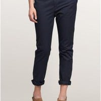 Skinny drop-crotch pants | Gap