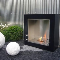 EcoSmart Fire - Cube Fireplace