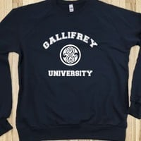 GALLIFREY UNIVERSITY DOCTOR WHO