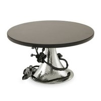 Michael Aram &quot;Black Orchid&quot; Cake Stand - Dining - Categories - Home - Bloomingdale&#x27;s
