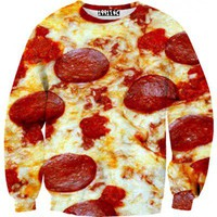 ☮♡ Pizza Sweater ✞☆