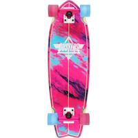 Dusters Kosher Pink & Blue 33 Complete Cruiser Skateboard  at Zumiez : PDP