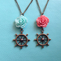 NEW - For a Sea Captain's Maiden Necklace