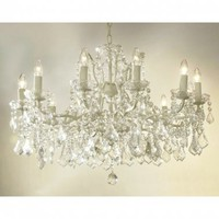 NEW! Louisa Chandelier  |  Chandeliers  |  Lighting  |  French Bedroom Company