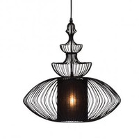 NEW! Shadow Squat Pendant Light|Chandeliers|Lighting|French Bedroom Company
