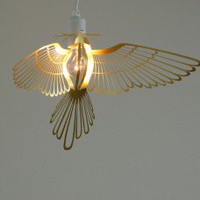 Bird Light - Black - Homewares