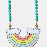 Daydreaming Cloud Necklace