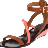 Juicy Couture Women's Sidnee Wedge Sandal