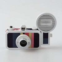 La Sardina 33mm Camera by Lomography Orange One Size Gifts