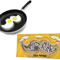 Mustache Egg Fryer