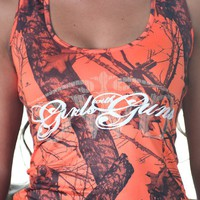 Mossy Oak Blaze®  Twist Tank  | Girls with Guns Clothing