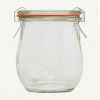 7.4 oz Weck Jar