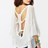 Zuma Top  in  Clothes Tops at Nasty Gal