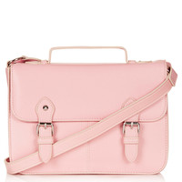 Edge Paint Satchel - New In This Week - New In - Topshop