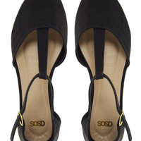 ASOS | ASOS JEMIMA Flat Shoes With T-bar at ASOS