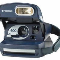 Polaroid One Step Express Instant Camera, Midnight Blue