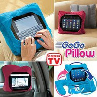 Go-Go Pillow™ @ Fresh Finds