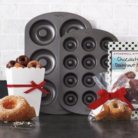 Wilton Doughnut Baking Pans - Sur La Table