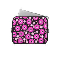 Pink Caviar Electronics Bag Laptop Computer Sleeves from Zazzle.com