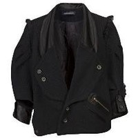 Women  -  Jackets & Coats - Herchcovitch; Alexandre Tailored Puff Sleeve Jacket