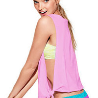 Side-tie Tank - PINK - Victoria's Secret