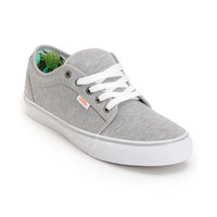 Vans Chukka Low Grey Jersey & Hawaii Mint Skate Shoes at Zumiez : PDP