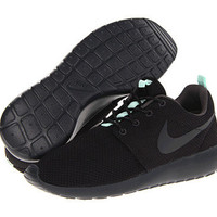 Nike Roshe Run Club Pink/Dark Armory Blue/Volt/Summit White - Zappos.com Free Shipping BOTH Ways