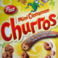 Post, Mini Cinnamon Churros, 14.5oz Box