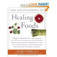The Encyclopedia of Healing Foods [Paperback]