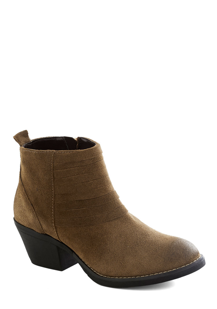 Subdued It Up Boot | Mod Retro Vintage Boots | ModCloth.com