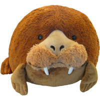 Squishable Walrus: An Adorable Fuzzy Plush to Snurfle and Squeeze!