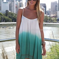 KATIE OMBRE DRESS , DRESSES, TOPS, BOTTOMS, JACKETS & JUMPERS, ACCESSORIES, SALE, PRE ORDER, NEW ARRIVALS, PLAYSUIT, Australia, Queensland, Brisbane