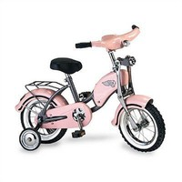 Morgan Cycle Morgan Retro 14 Bicycle - Pink