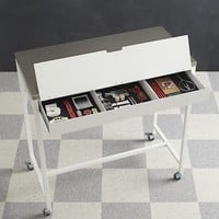 Work Table with Stainless Steel Top