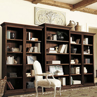Set of 5 Tuscan Bookcases