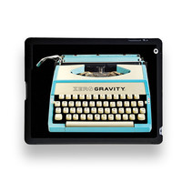 Dear John iPad Flip Cover by ZERO GRAVITY