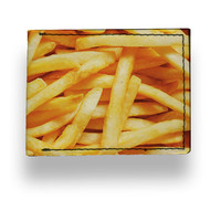 25% off SALE French Fries - Classic BiFold Wallet by ZERO GRAVITY