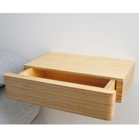 Pacco Floating Drawer