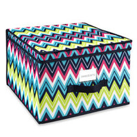 The Macbeth Collection Jumbo Storage Box - Bed Bath & Beyond