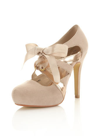 Sandi Nude Town Shoe - View All - New In - Miss Selfridge