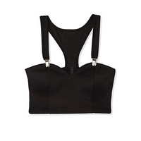 Buckle Strap Bustier | FOREVER 21 - 2000128731